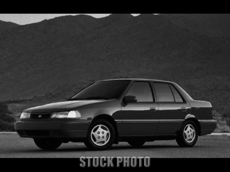 1990 Hyundai Excel NO RESERVE