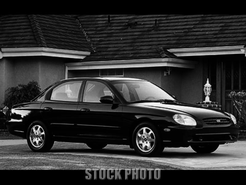 Used 2000 Hyundai Sonata 4dr Sdn GLS V6 Auto