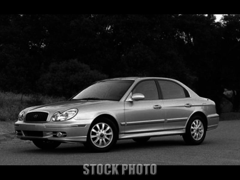 Used 2002 Hyundai Sonata GLS