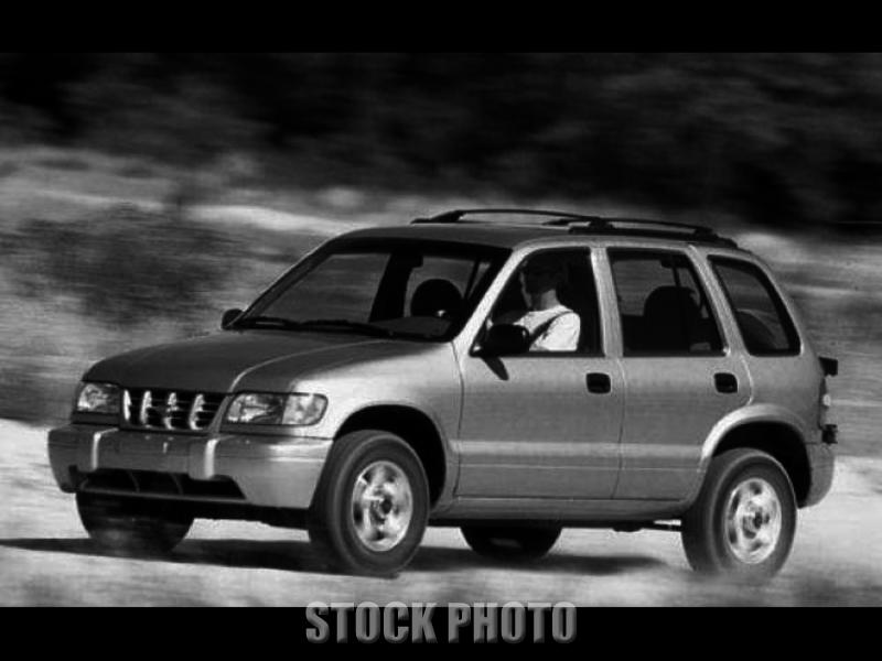Used 1999 KIA Sportage