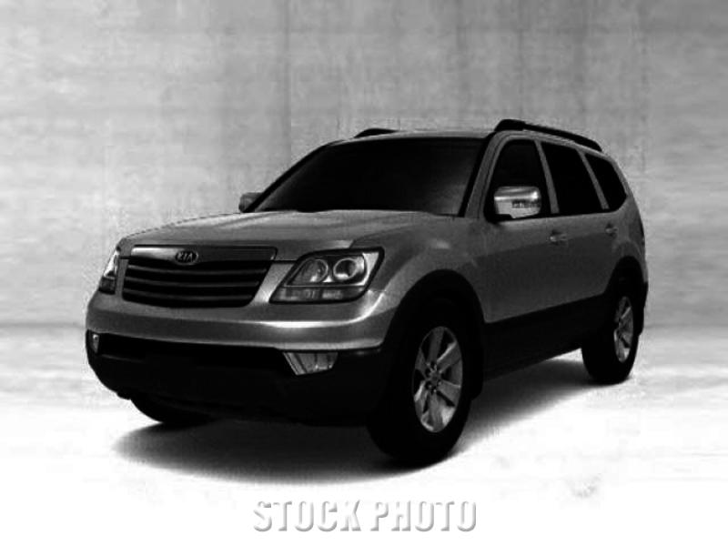 Used 2009 kia borrego