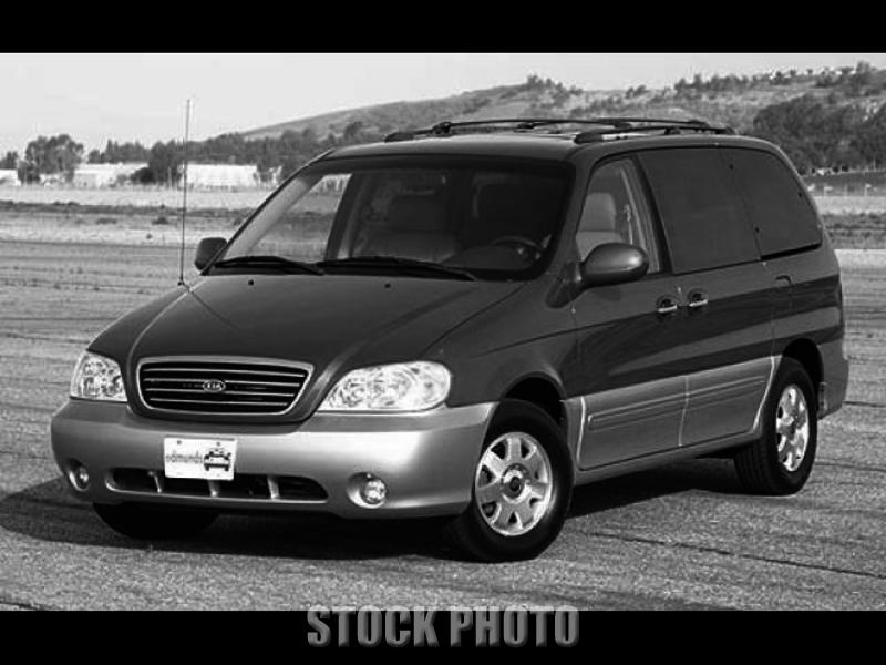 Used 2003 Kia Sedona EX
