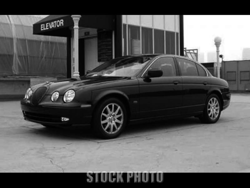 Used 2003 Jaguar S-TYPE 4.2L V8
