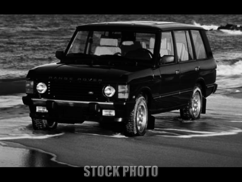 Used 1990 Land Rover Range Rover