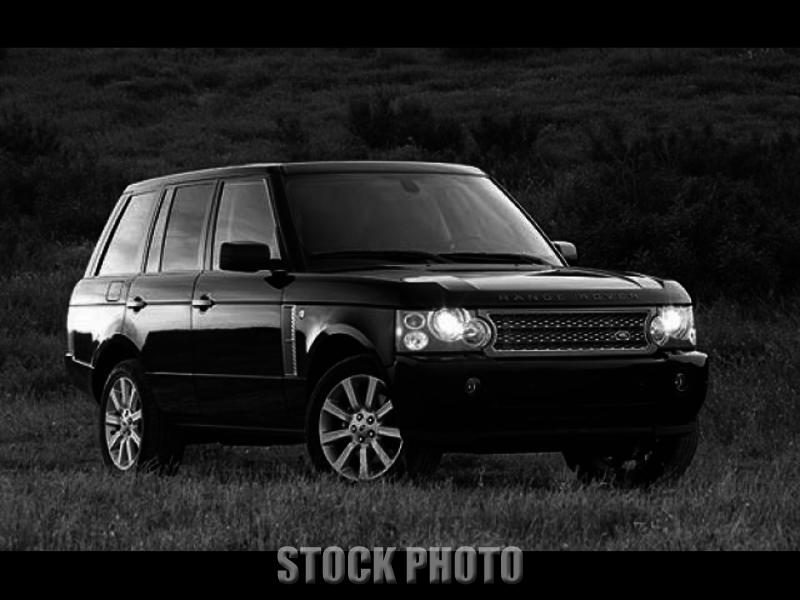 Used 2006 Land Rover Range Rover HSE Sport Utility 4D