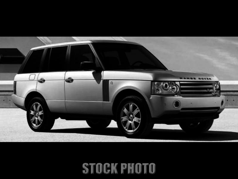 Used 2008 Land Rover Range Rover 4WD 4dr HSE