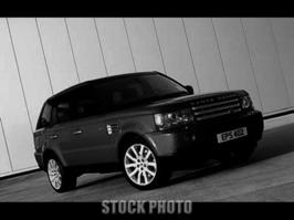 2006 Land Rover Range Rover Sport