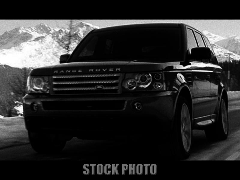 Used 2008 Land Rover Range Rover Sport