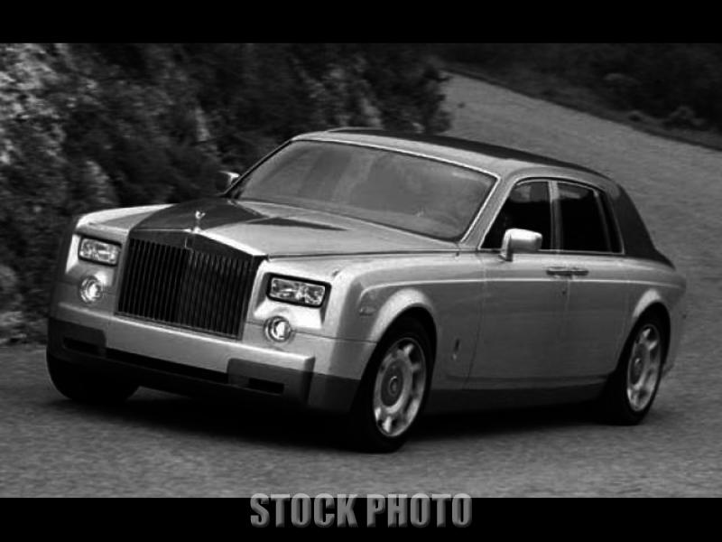 Used 2004 Rolls-Royce Phantom Base 4dr Sedan