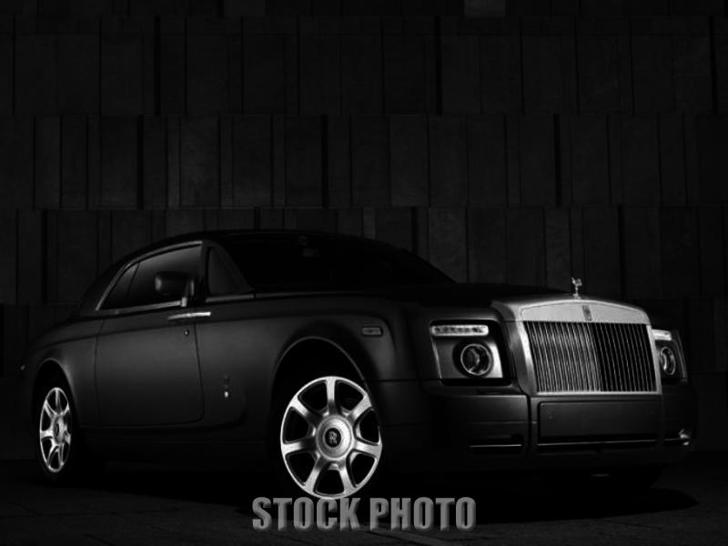 Used 2009 Rolls-Royce Phantom Coupe