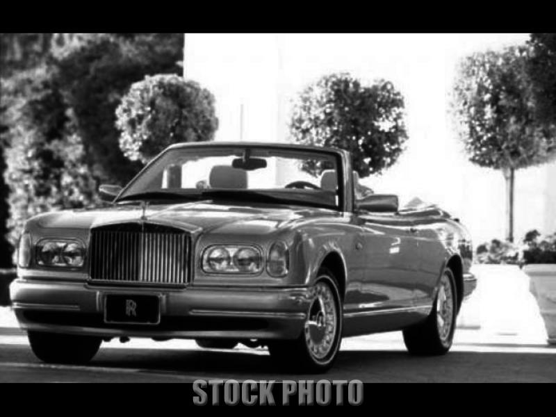 2002 Rolls-Royce Corniche ONLY 9,800 ACTUAL MILES