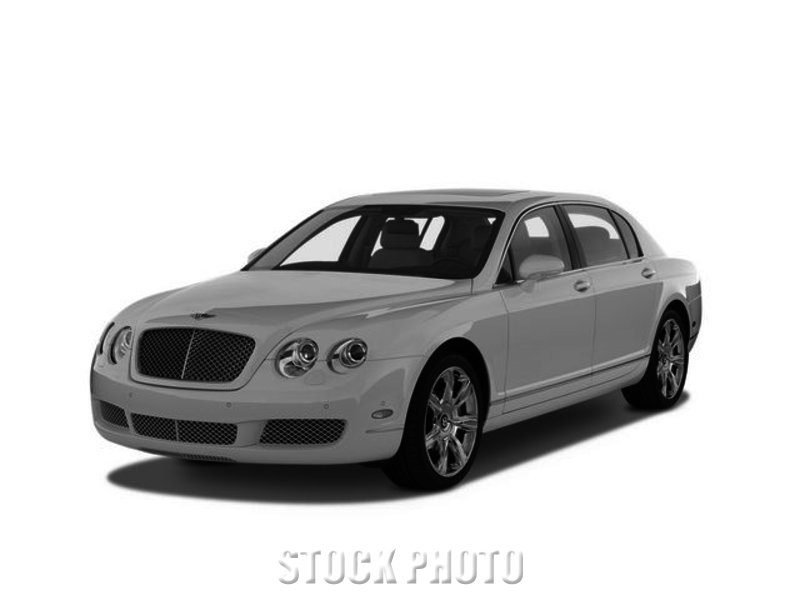 Used 2008 Bentley Continental Flying Spur 4dr Sdn AWD Sedan