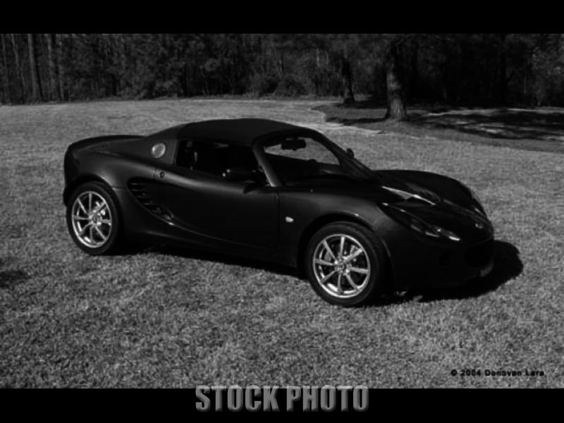 Used 2005 LOTUS ELISE 2DR CONVERTIBLE