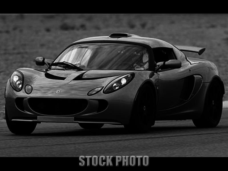 Used 2007 Lotus Exige 2dr Coupe S