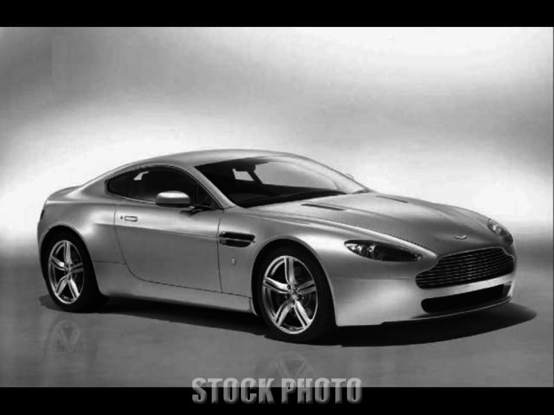 2008 Aston Martin Vantage 8200 miles $130K MSRP 1 Owner Worldwide Ship