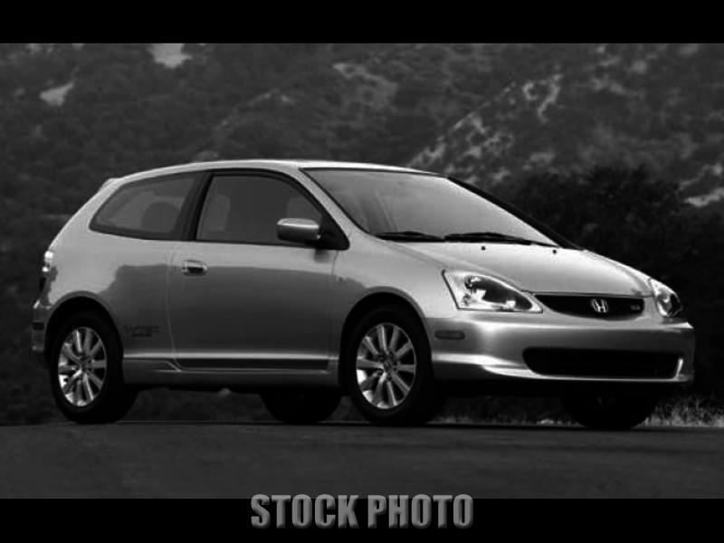 2005 Honda Civic Si Hatchback 3-Door 2.0L
