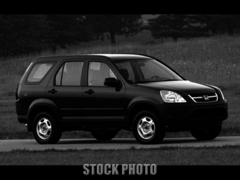 Used 2004 Honda CR-V LX