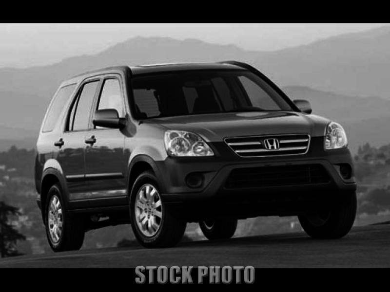 Used 2005 Honda CR-V 4WD AT