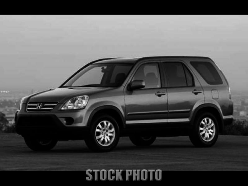 Used 2005 Honda CR-V SE