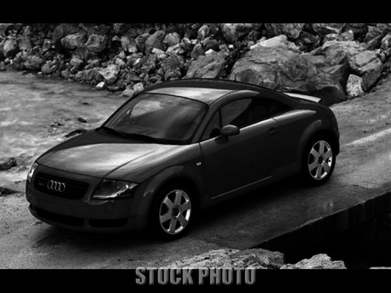 Used 2002 AUDI TT