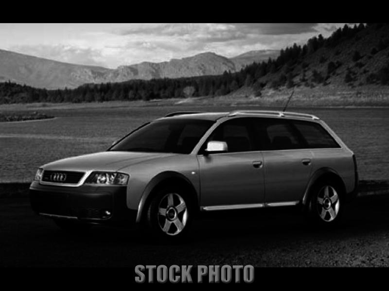 Used 2003 Audi Allroad 2.7T