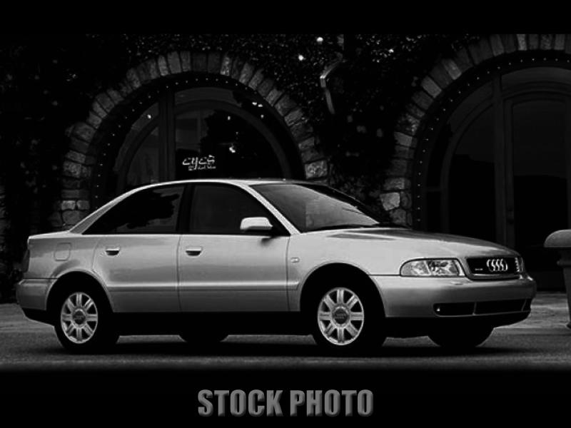 01 AUDI A4 QUATTRO TURBO SUNROOF HID PROJECTORS POWER WINDOWS WE FINANCE!!!