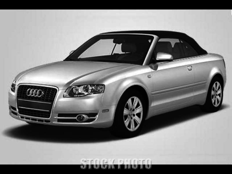 Used 2008 Audi A4 2.0T Cabriolet Quattro
