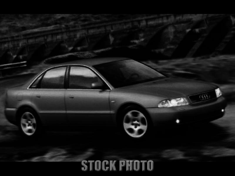 2001 Audi A4 Quattro Base Sedan 4-Door 2.8L