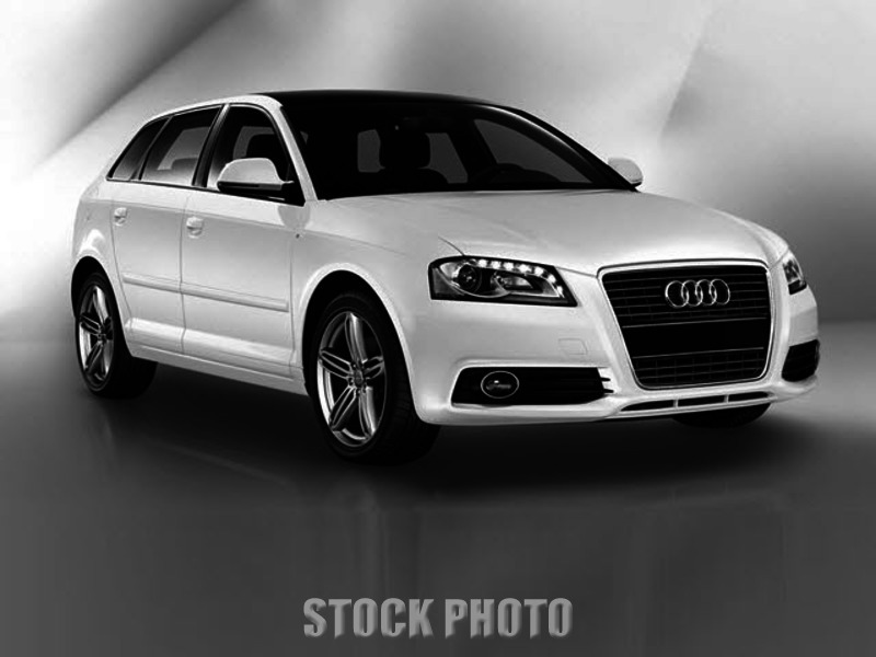 2010 Audi A3 TDI Hatchback 4-Door 2.0L