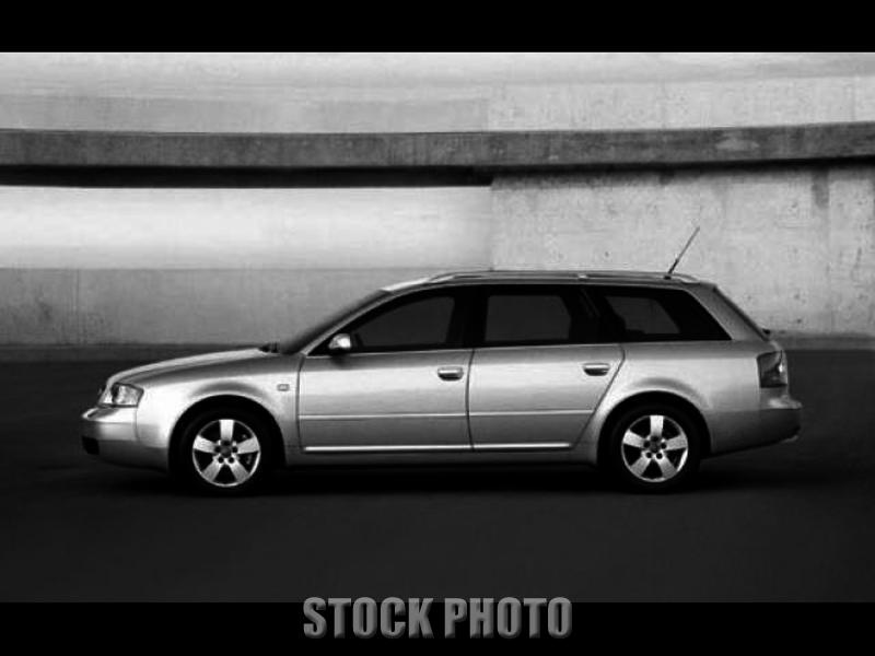 Used 2002 AUDI A6 AVANT QUATTRO