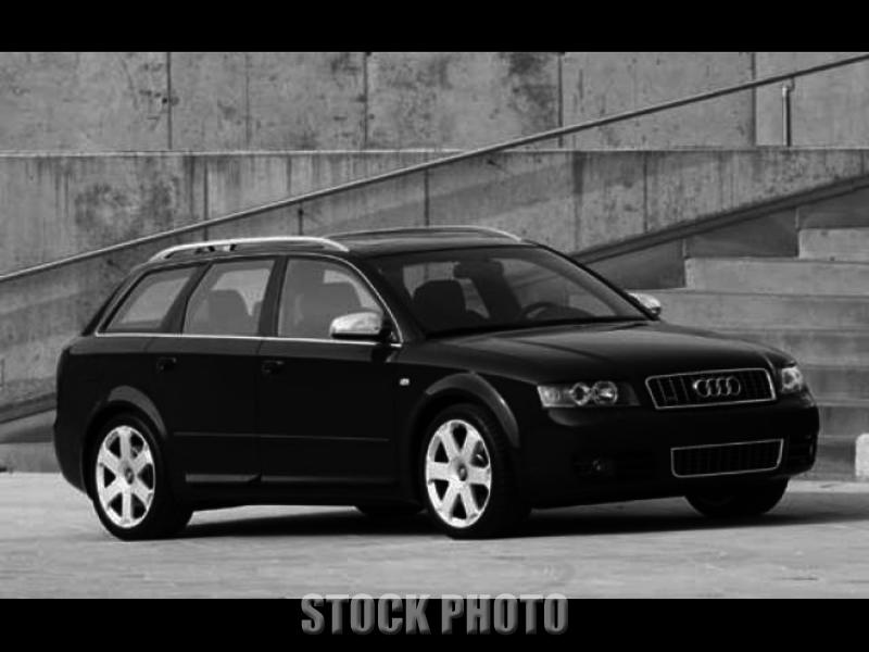 Used 2004 Audi S4 Avant AWD Wagon
