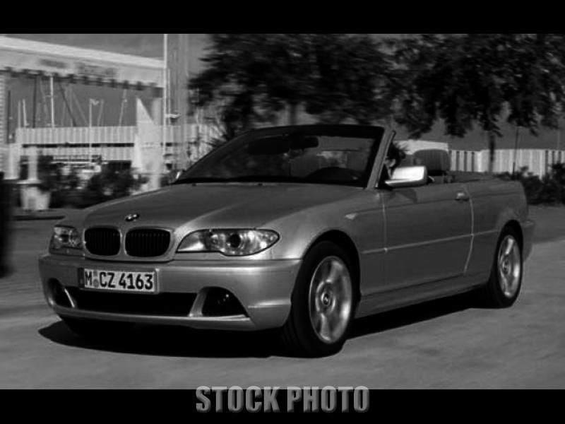 Used 2004 BMW 3 Series 325Ci