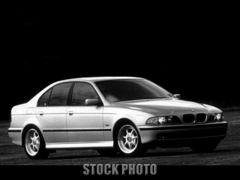 Used 1998 BMW 5-Series 540IA 5-SPD AUTO
