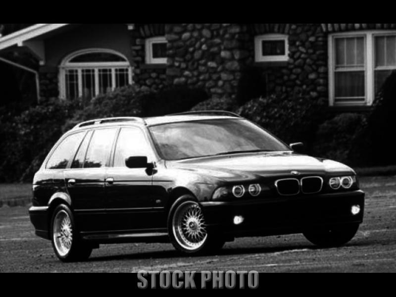 Used 2001 BMW 5 Series 525i