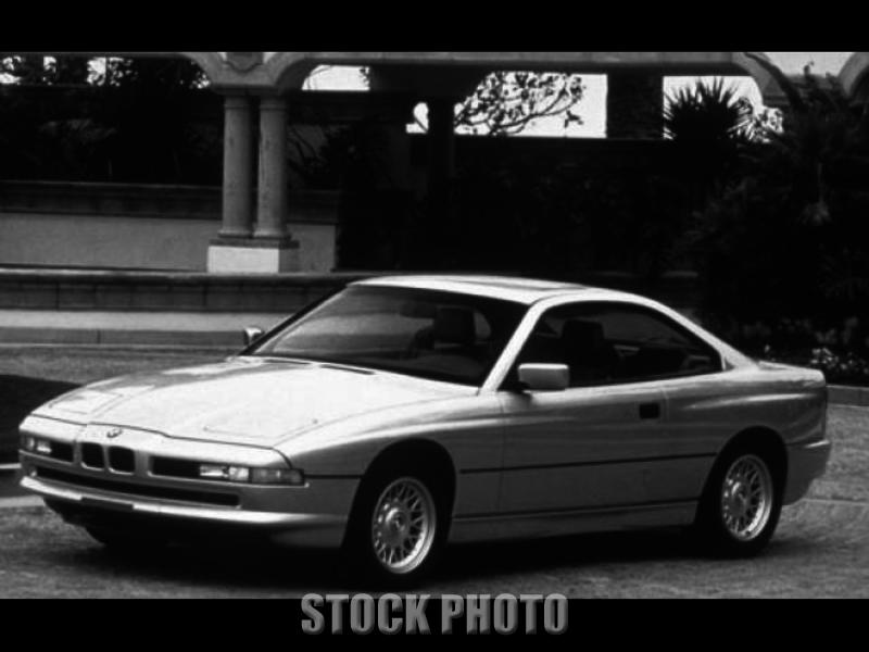 1991 BMW 850i Base Coupe 2-Door 5.0L