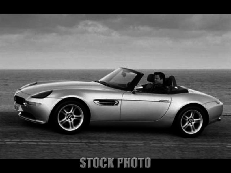 2001 BMW Z8 with Hard Top