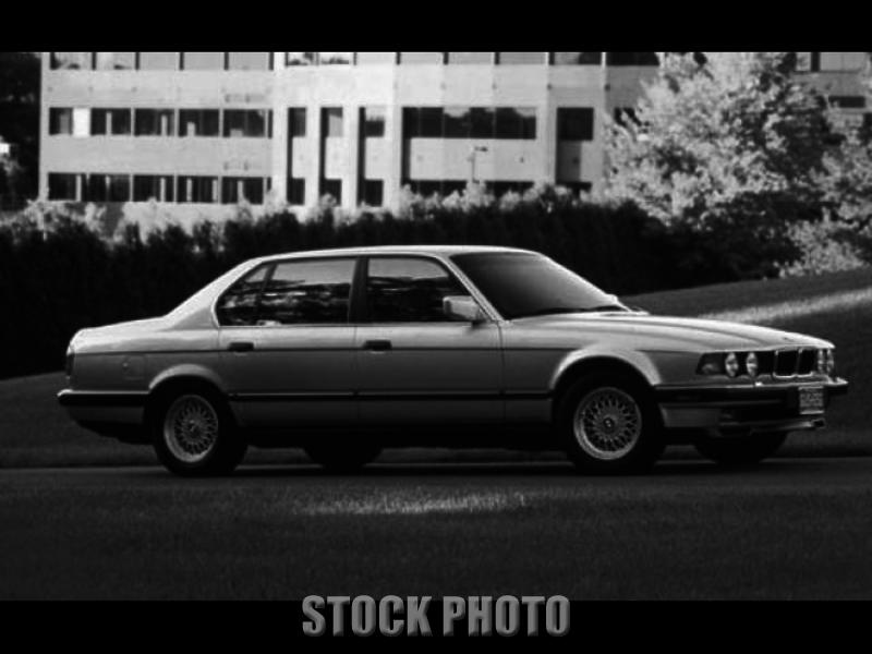 Used 1993 BMW 7 Series 750iL