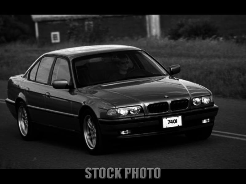 Used 1998 BMW 7-Series 740i