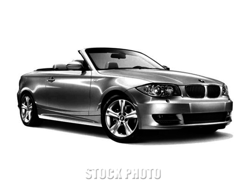 2010 BMW 128i Base Convertible 2-Door 3.0L