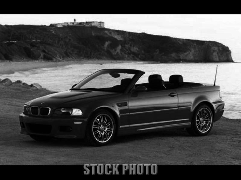 Used 2003 BMW M3 Convertible