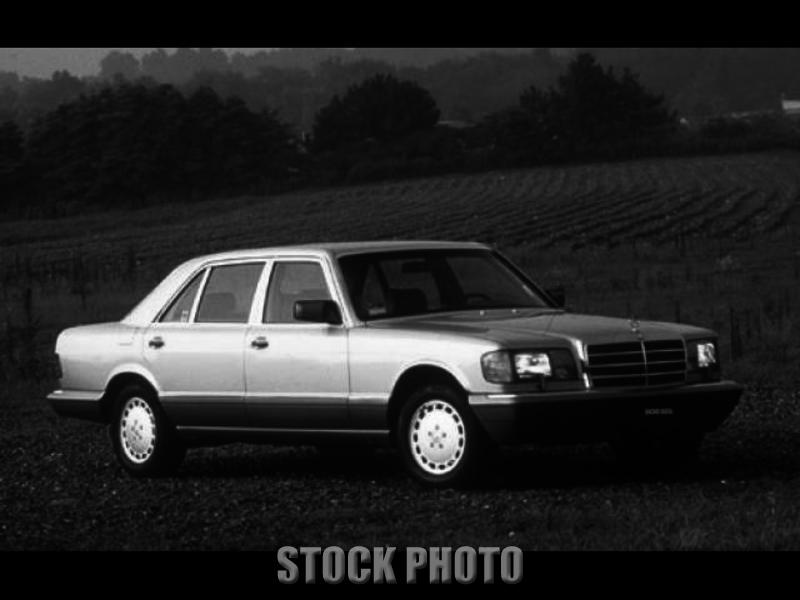 Used 1991 Mercedes-Benz 420 Series 4dr Sedan 420SEL