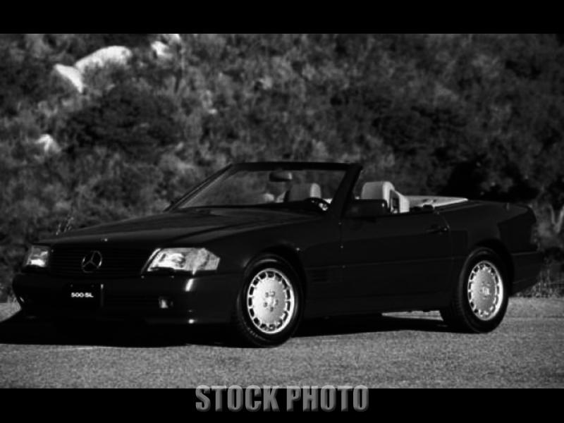 Used 1993 Mercedes-Benz 500 Series 500SL