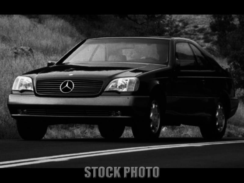 1997 Mercedes-Benz S500 Base Coupe 2-Door 5.0L