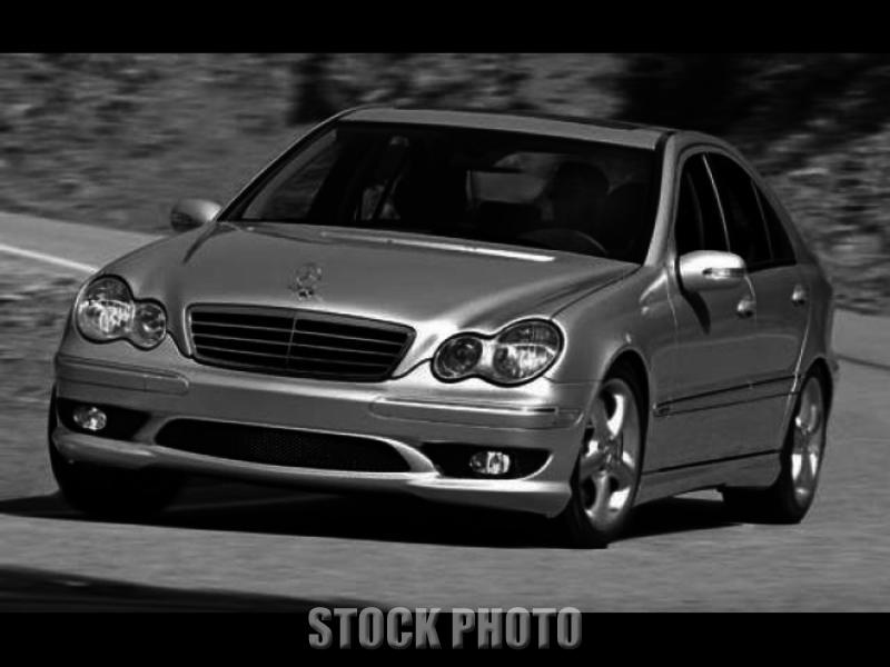 Used 2005 Mercedes-Benz C 230