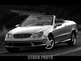 2006 Mercedes-Benz CLK-Class