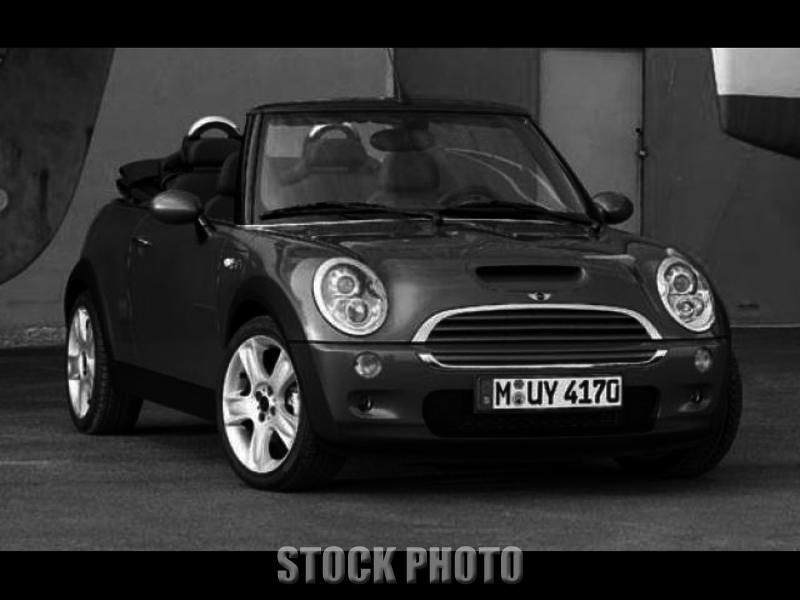 2005 Mini Cooper S Clean  Tx new car trade Convertible new tires, heated seats,
