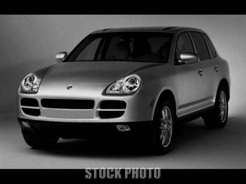 Used 2004 Porsche Cayenne Base