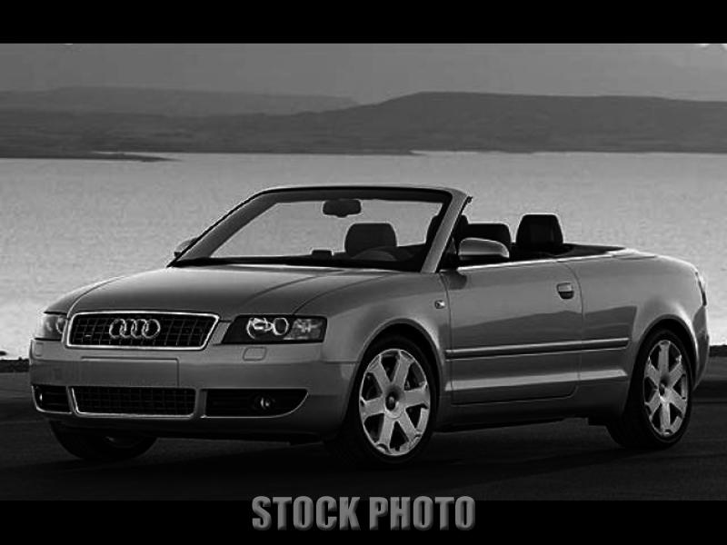 2006 Audi S4 Quattro Cabriolet Convertible 6 spd tiptron, doesn't run? new tires