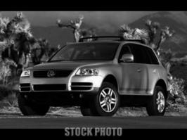 2004 Volkswagen Touareg