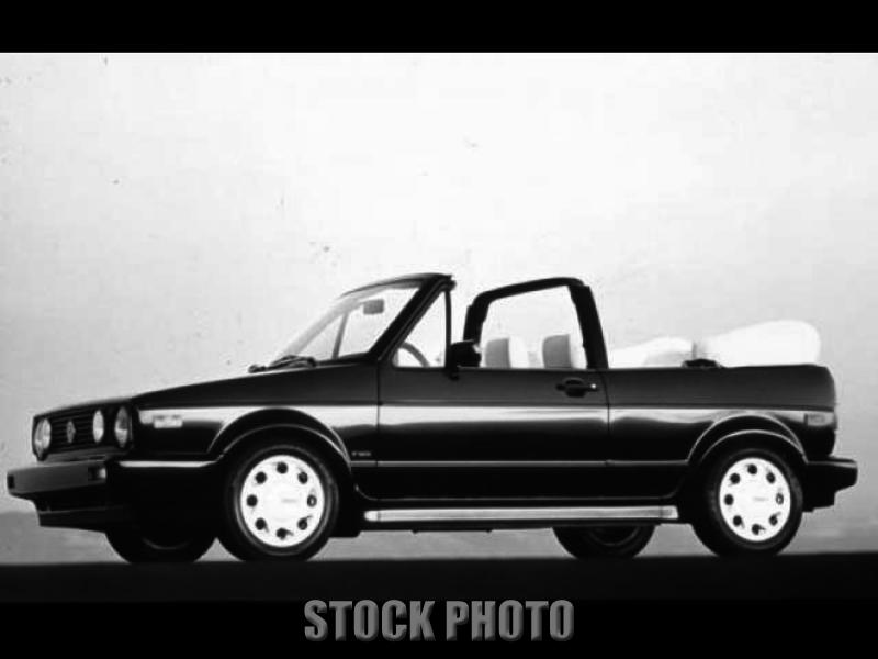 Used 1991 Volkswagen